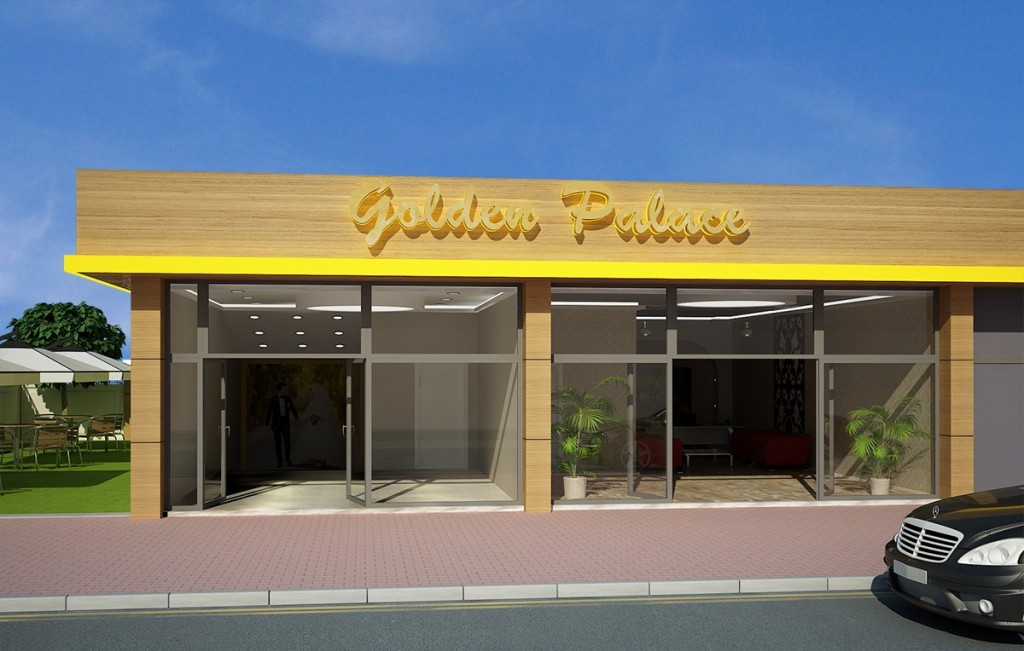Düğün Salonu Girişi Tasarımı 3D D      n Salonu Giri  i Modelleme ve Tasar  m   www