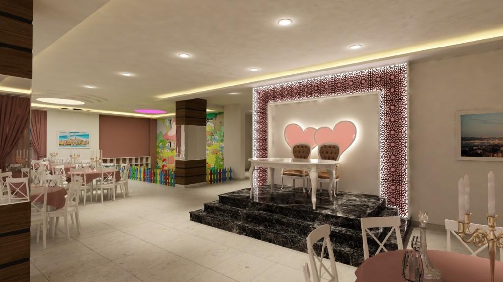 Düğün Salonu 3 Boyutlu Modelleme ve Tasarım 3D D      n Salonu Modelleme ve Tasar  m www