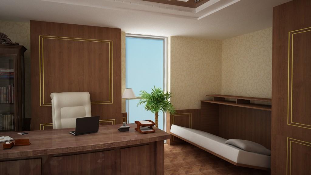 Makam Odası 3D Modelleme ve Tasarım 3D Ofis ve Makam Odas   Modelleme ve Tasar  m www