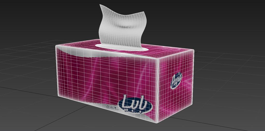 Temizlik Ürünleri 3D Modelleme Hayat Kimya Papia animam   r  n modelleme 2